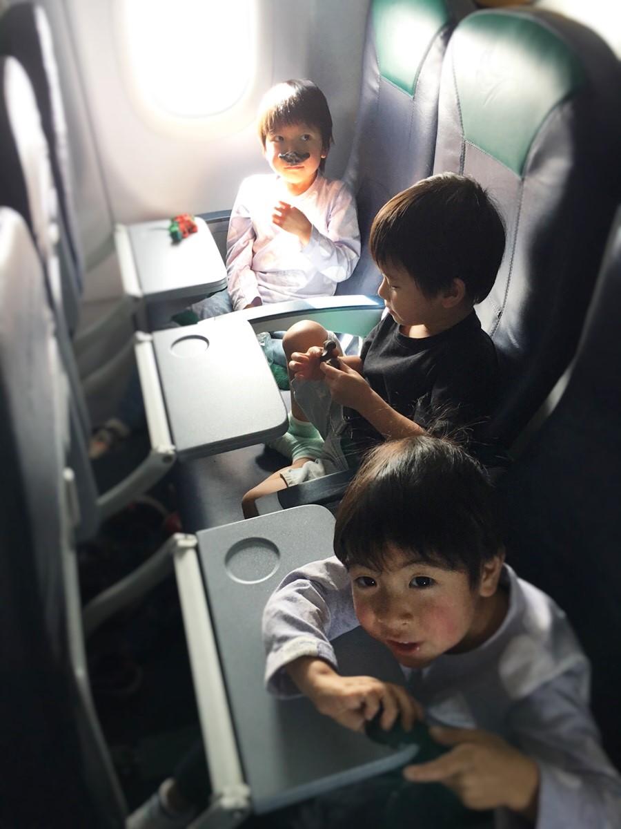 子連れでも安心!セブ島親子留学のための航空券の選び方